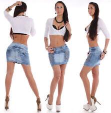 Faldas de mujer 100% algodón talla 38