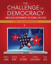 American and Texas Government: The Challenge of Democracy : American...