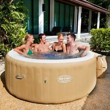 Bestway Lay-Z-Spa Palm Springs Airjet Portable Inflatable Hot Tub