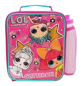 LOL Surprise Combo Lunch Bag & Bottle