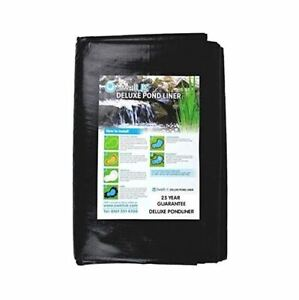 Swell UK Fish Pond Liners Strong Garden Pool HDPE Landscaping Reinforced Liner