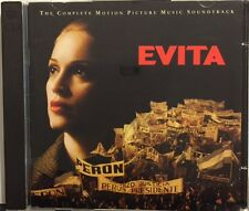 Evita Motion Picture Music Soundtrack - Madonna -2-CDs Like New