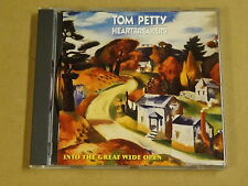 CD / TOM PETTY AND THE HEARTBREAKERS – INTO THE GREAT WIDE OPEN