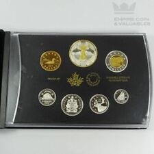 2017 Pure Silver Proof Set 150th Anniversary of Canadian Confederation