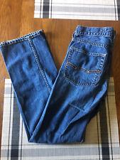 Men's AMERICAN EAGLE ORIGINAL STRAIGHT Blue Jeans Tag 30 x 32