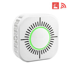 360°Smoke Alarm Detector Fire Protection Sensors for Home Security xp