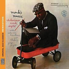 CD musicali Be-Bop Thelonious Monk