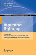 Communications in Computer and Information Science: Requirements Engineering...