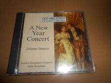 Johann Strauss - a New Year Concert London Symphony Orchestra CD Album