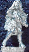 1985 DARK ELF 1101 16 C09 Mace GIRL Citadel Elven drow WARRIOR WARHAMMER ESERCITO GW