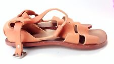 Cydwoq Mandarine - Handmade sandals EUC