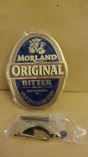 Morlands Orginal Bitter Old Speckled Hen Ale Beer Pump Clip Bar Collectible NEW
