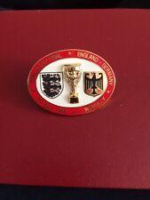 WEMBLEY 1966 WORLD CUP FINAL ENGLAND V GERMANY PIN BADGE
