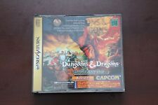 Sega Saturn Dungeons and Dragons Collection Japan import SS game US Seller