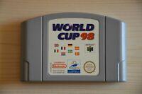 N64 - World Cup 98 für Nintemdo 64