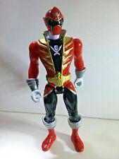 Power Rangers Super Mega Force Deluxe Red Ranger Talking Action Figure