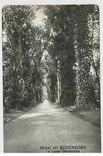 INDONESIA 15-Groet uit Buitenzorg 's Lands Plantentuin