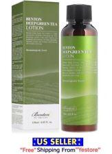 New Benton Deep Green Tea Lotion Moisture Serum Emulsion Korea 120 ml -US Seller