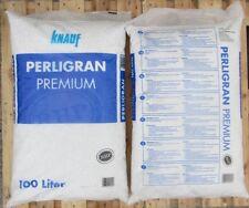 Knauf Perligran Premium Perlite 2-6mm Substratverbesserer Bodenverbesserer