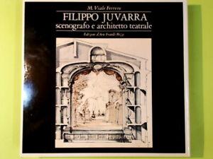 FILIPPO JUVARRA SCENOGRAFO E ARCHITETTO TEATRALE VIALE FERRERO POZZO EDITORI