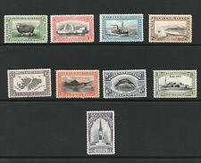 FALKLAND ISLANDS George V 1933 Centenary set to 2/6 lightly hinged.