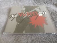 U2 -Vertigo -1 Track PROMO CD Single 2004 (U2PRO 1) Island Records
