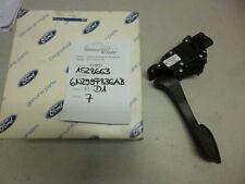 Ford Fiesta Fusion Pedal Gaspedal 1528663 6N299F836AB 6PV 0087 567-14 NEU GAS