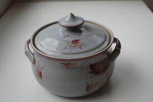 Denby Twilight - Serving bowl with lid