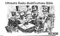 Ultimate Radio Modifications Bible * Secret CB * PDF * DVD * KE3GK
