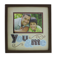 """New View  Photo Frame - You & Me 6"""" x 4"""""""