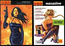 LES DOSSIERS DE LA BANDE DESSINEE (DBD) n°23 CORBEYRAN juin 2004 Etat neuf
