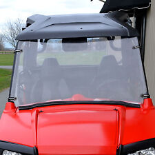 "New Full Windshield & Hardware NON FOLDING for Polaris RZR 800 S RZR4 1/4"" Thick"