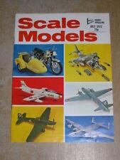 July Models Hobbies & Crafts Magazines