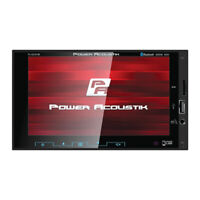 Pow Acoustik PL-622HB 2 DIN SD/USB/MP3 Media Player Bluetooth Android Phone Link