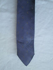 AUTHENTIQUE  cravate  POLO RALH LAUREN   100% soie  TBEG  vintage