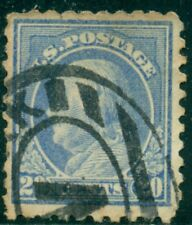 SCOTT # 438 USED, FINE-VERY FINE, CORNER FAULT, GREAT PRICE!
