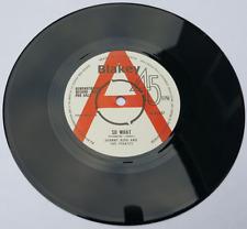 JOHNNY KIDD - So What / DEAN SHANNON - Ubangi Stomp - BRITISH ROCK N ROLL- HEAR!