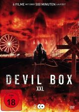 6 Horrorfilme - Demon Kiss, Tasmanian Devils, Im Auftrag des Teufels, Devils Roc