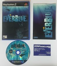 EVERBLUE, PLAYSTATION  2, PAL-EUR