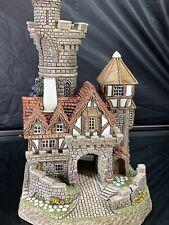 David Winter Castles Myton Tower Mint Coa Box Very Nice Piece Beautiful Detail