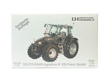 Universal Hobbies 2589 Deutz Fahr Agrotron K120 Feick Traktor 1:32 OVP - 0711