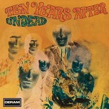TEN YEARS AFTER - UNHEAD(RE-PRESENTS)