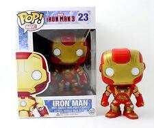 Funko POP!  Iron Patriot Marvel Iron man 3 Toy Bobble Head Toy 3.75in