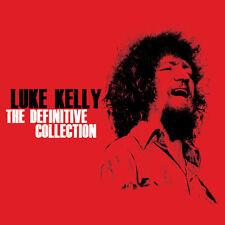 LUKE KELLY - THE DEFINITIVE COLLECTION -2CD SET - RAGLAN ROAD - FREE UK P&P