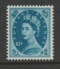SPECIAL OFFER GREAT BRITIAN 1955 10d EDWARD WATERMARK SG 552 MNH.