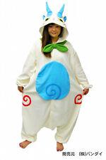 JAPANESE authentic KOMASAN kigurumi onesie costume fleece fabric uni-sex