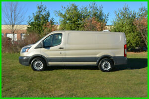 2015 Ford Transit T-150 Cargo Van with Shelving - Extra Clean - With Warranty