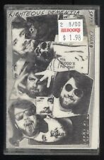 SPYKE LHARD - RIGHTEOUS DEMENTIA - CHRISTIAN ROCK PARODY - INDEPENDENT TAPE 1990