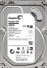 ST3000DM001 P/N: 1ER166-570 F/W: CC45 TK Z50 Seagate 3TB