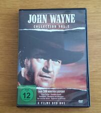 John Wayne Collection Vol. 1 (DVD) - Sechs Filme DVD Box (324 Minuten)